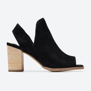 Cole Haan Callista Open Toe Sling Bootie Sandals